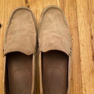 Suede Ugg Drivers 10 (fits like 10.5)
